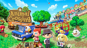 Featured Animal Crossing Games