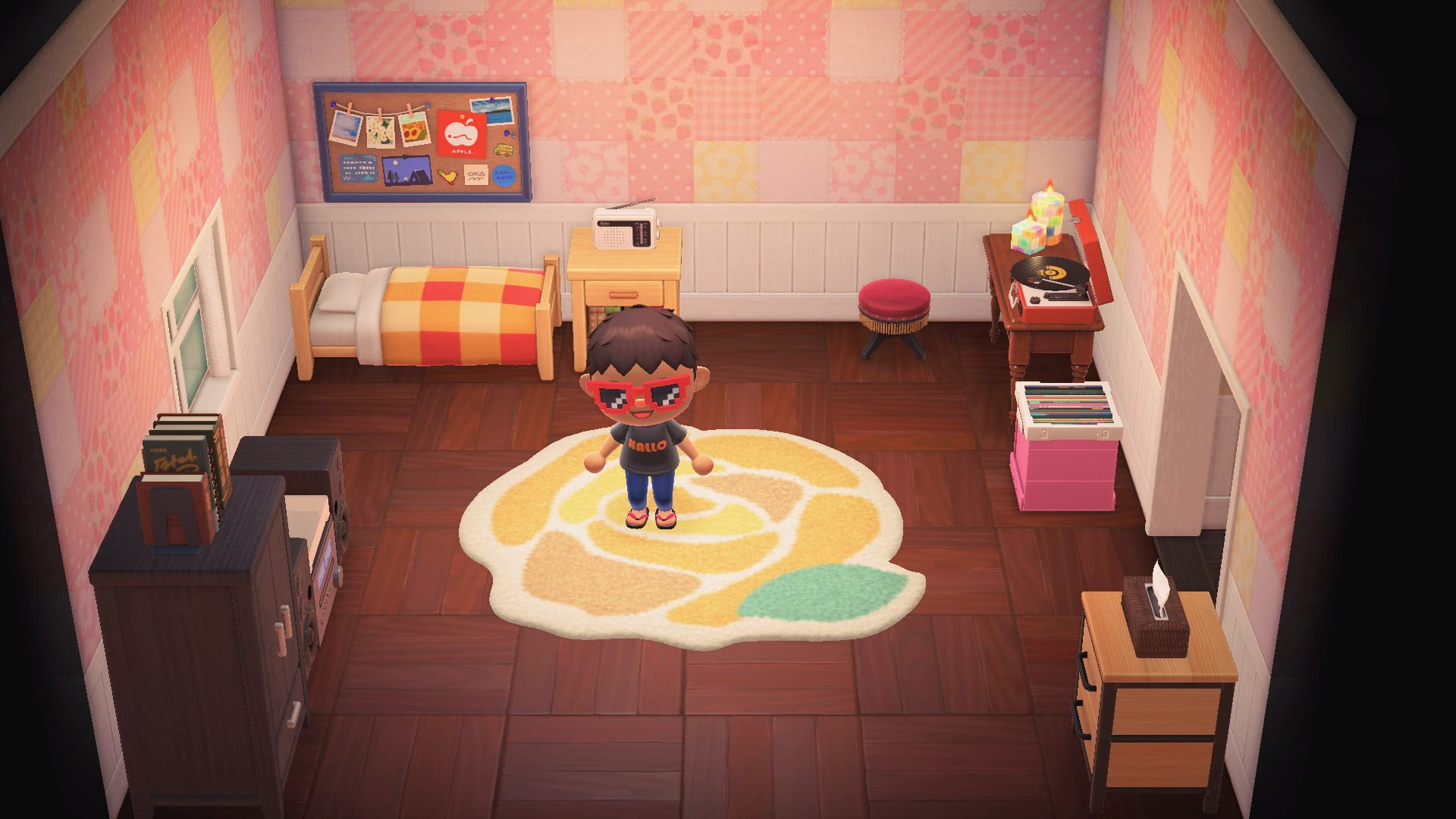 Create your getaway — Animal Crossing™: New Horizons for ... on Living Room Animal Crossing New Horizons  id=28501