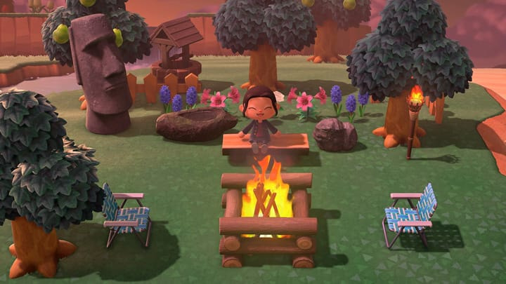 Explora tu isla — Animal Crossing: New Horizons para la consola ...