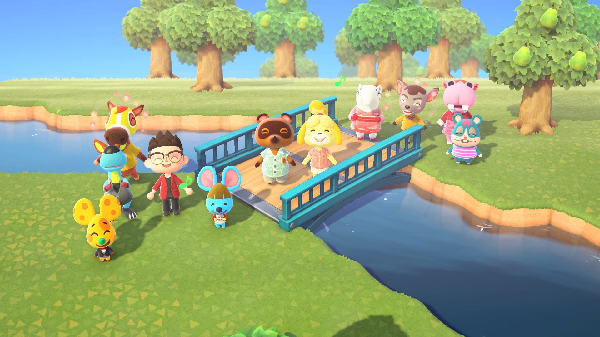 Share Your Community Animal Crossing New Horizons For Nintendo