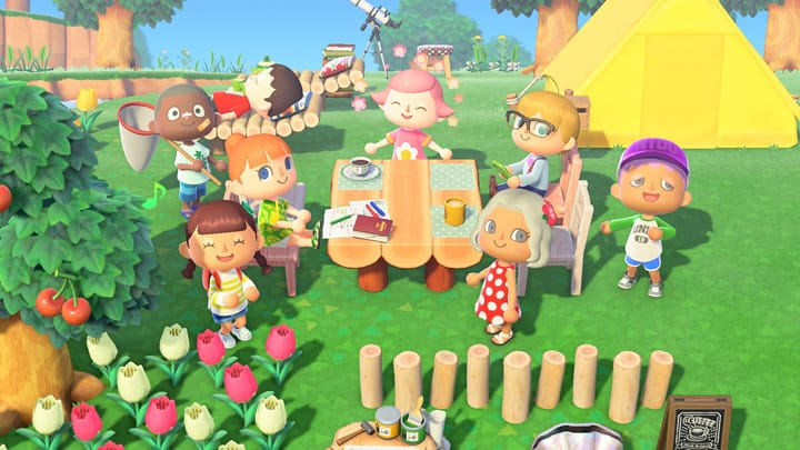 Share your community — Animal Crossing™: New Horizons for Nintendo ...