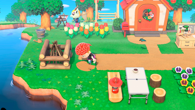 Animal Crossing™: New Horizons Sur La Console Nintendo